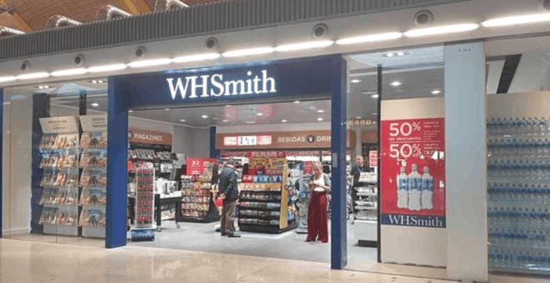 WHSmith extends reach in Spain with eight Madrid Barajas stores