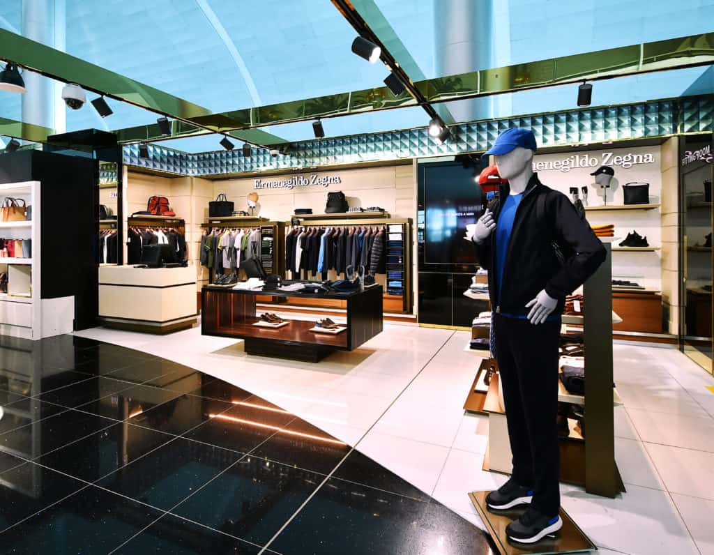 Ermenegildo Zegna makes strides into EMEA travel retail with new stores at DXB and Istanbul Airport Featured Image