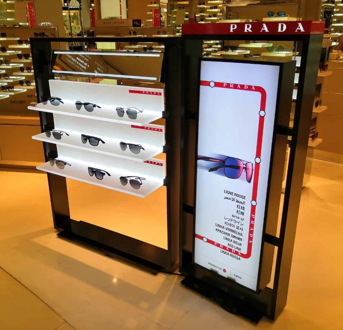 Luxottica and DFS offer travellers first look at new Prada sunglasses Featured Image