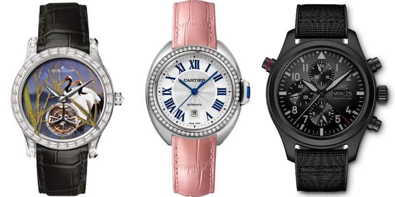 King Power presents limited edition and exclusive Richemont timepieces at HKIA Featured Image