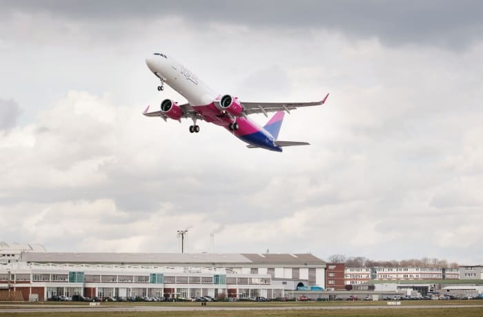 Wizz Air launches flights to Tenerife from Luton