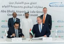 Abu Dhabi Airports awards retail spaces at new Midfield Terminal to LuLu Group