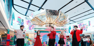 Kiehl's Travel Retail Asia Pacific Celebrates a Meaningful Holiday Season In Seoul with Shinsegae Duty Free Myeongdong