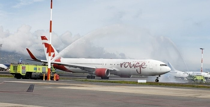 Air Canada Rouge launches new Quito connection