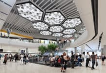 Manchester Airport offers glimpse of new stores and restaurants at transformed terminal