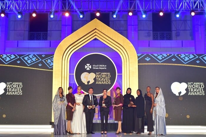 Etihad Airways richly rewarded by World Travel Awards