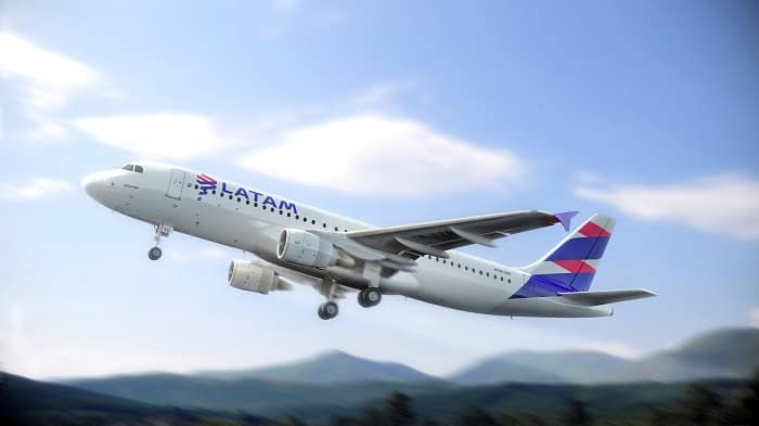 LATAM touches down in Montego Bay, Jamaica