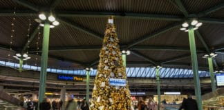 Rituals makes 'a wish for happiness' at Amsterdam Schiphol and Copenhagen airports