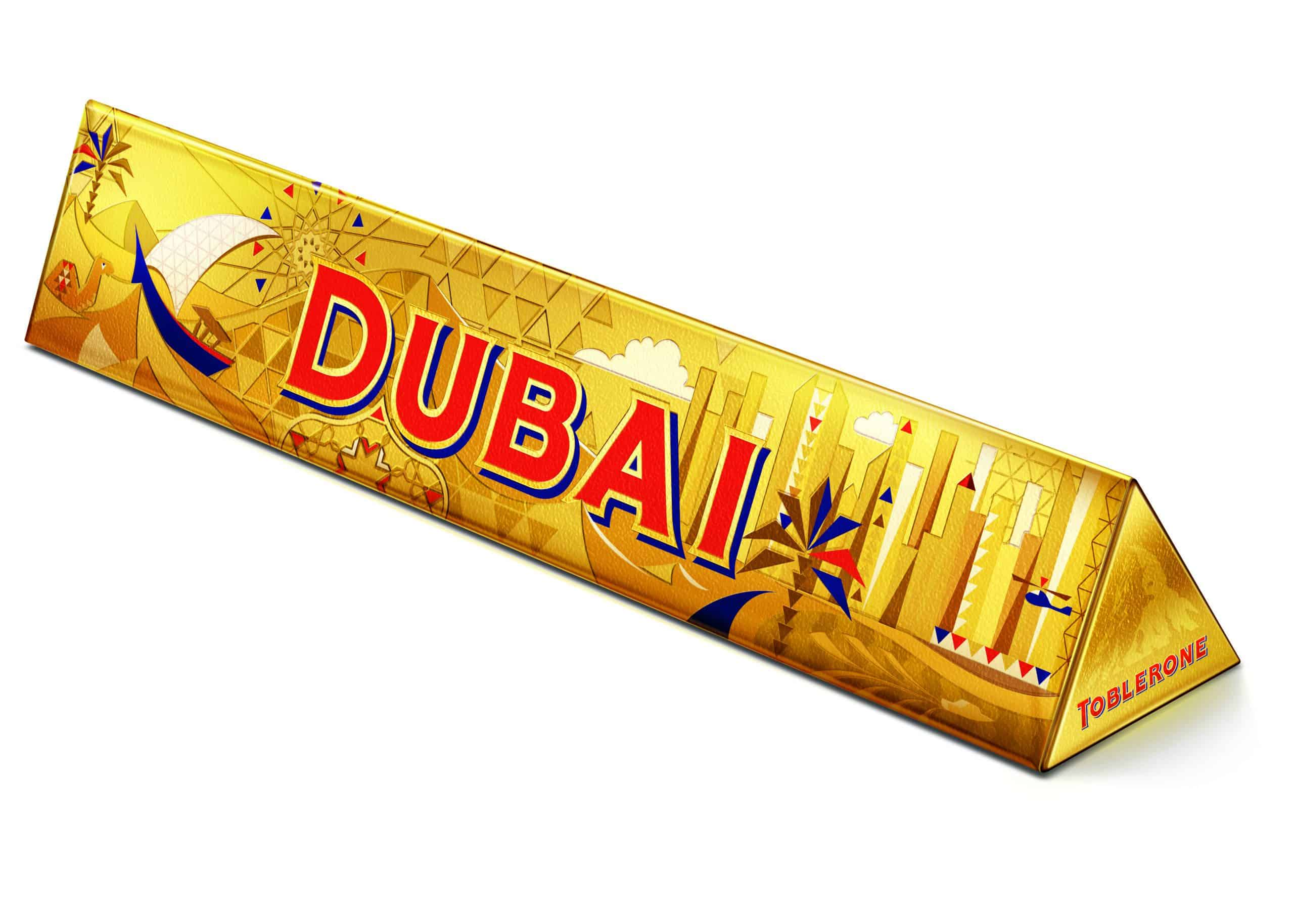 Mondelez World Travel Retail builds a Sense of Place with Toblerone