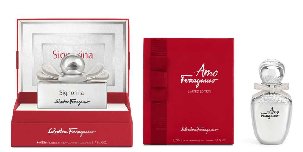 Salvatore Ferragamo ramps up women's fragrance offer for the holiday season