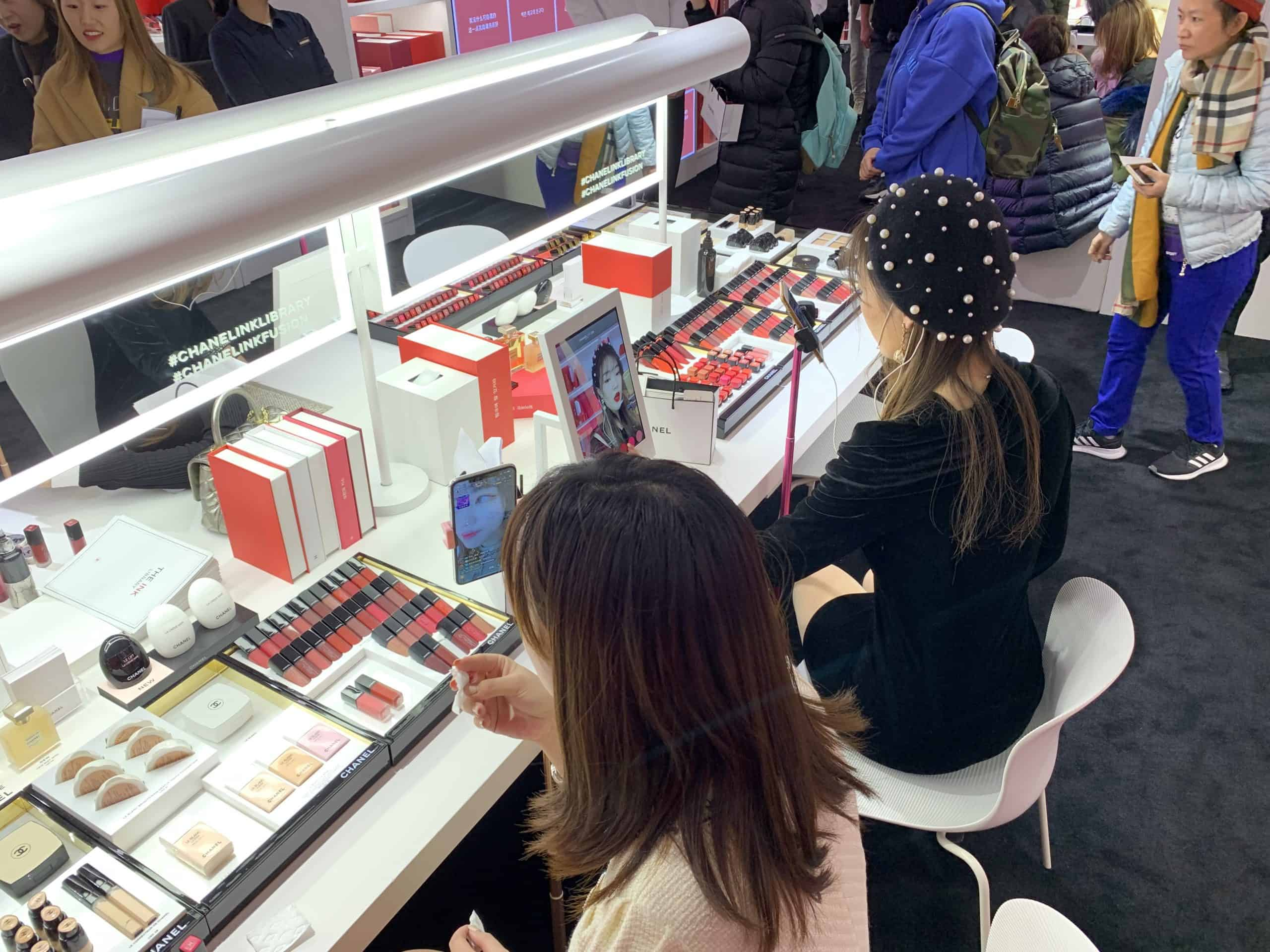 Lotte Duty Free hosts Chanel Ink Library pop-up event in Seoul