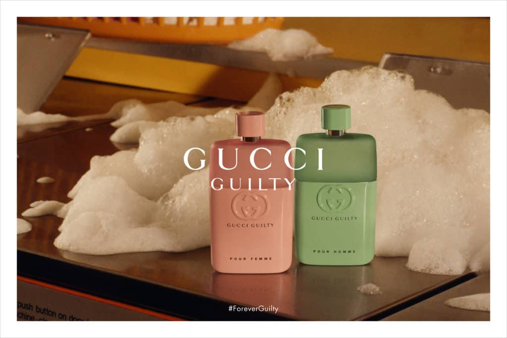 'For eccentric lovers' – Coty introduces Gucci Guilty Love Edition fragrances Featured Image