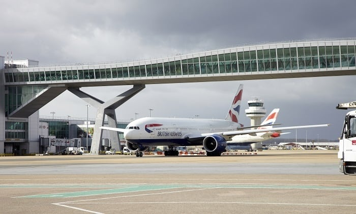 British Airways launches carbon offsetting scheme on domestic flights