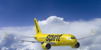 Spirit Airlines finalises huge Airbus A320neo order