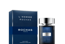 'Romantic, sensual, fearless': Interparfums introduces L'Homme Rochas