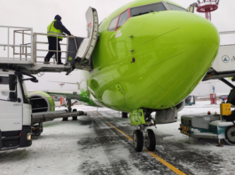 Moscow Domodedovo Airport and S7 Airlines are the First in Russia to Sort Cabin Waste