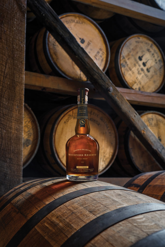 Woodford Reserve bourbon releases limited edition Batch Proof Series Featured Image