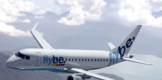 Coronavirus pushes Flybe into administration