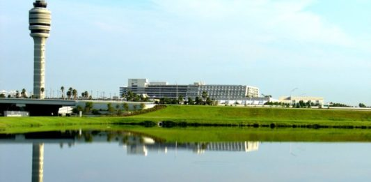 Orlando Airport highlights potential travel restriction impacts