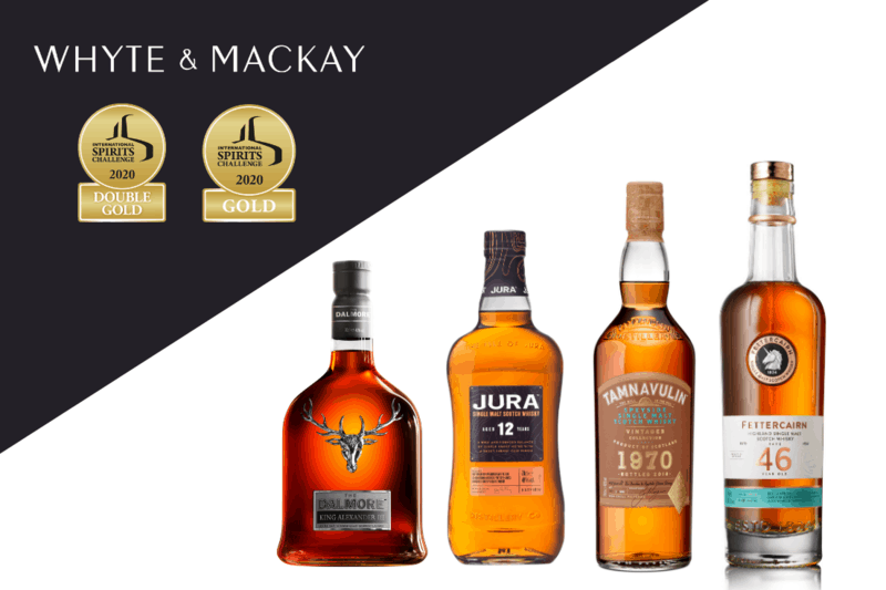 Whisky Makers Whyte & Mackay Ltd toast success at ISC awards Featured Image