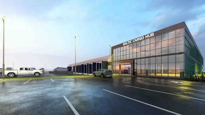 airBaltic to develop new cargo hub at Riga Airport Featured Image