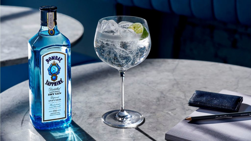 In search of a perfect 10: Bombay Sapphire steps up mission to become world's most sustainable gin Featured Image