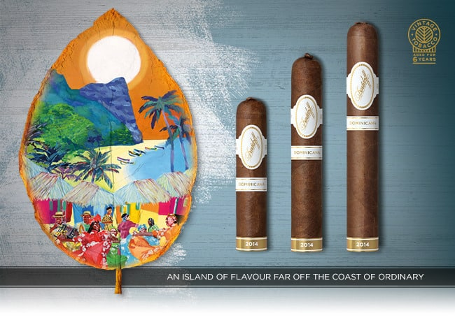 Davidoff Cigars introduces limited-release Dominicana line Featured Image