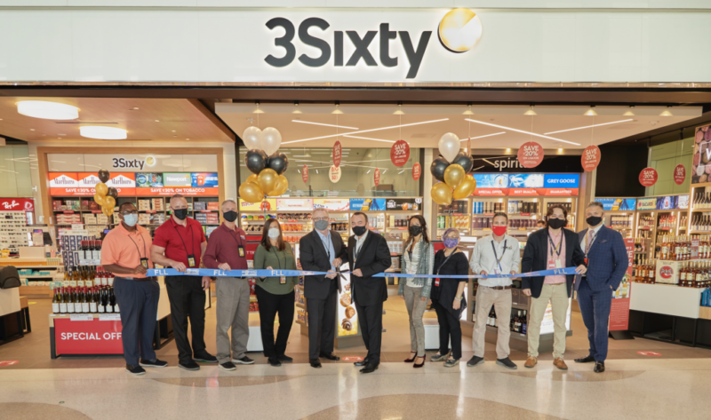 3Sixty reopens and expands at Fort Lauderdale International Airport Featured Image