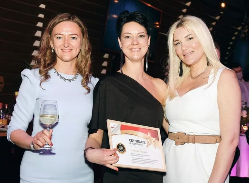 Smart Project honours the stars of Russian duty free Featured Image