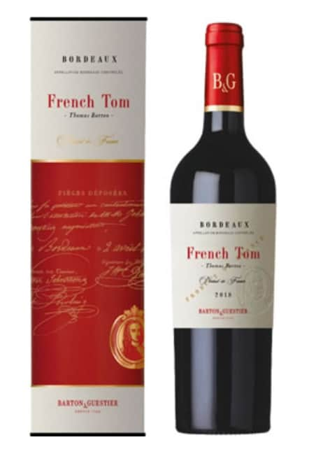 Barton & Guestier updates travel retail exclusive French Tom Bordeaux line Featured Image