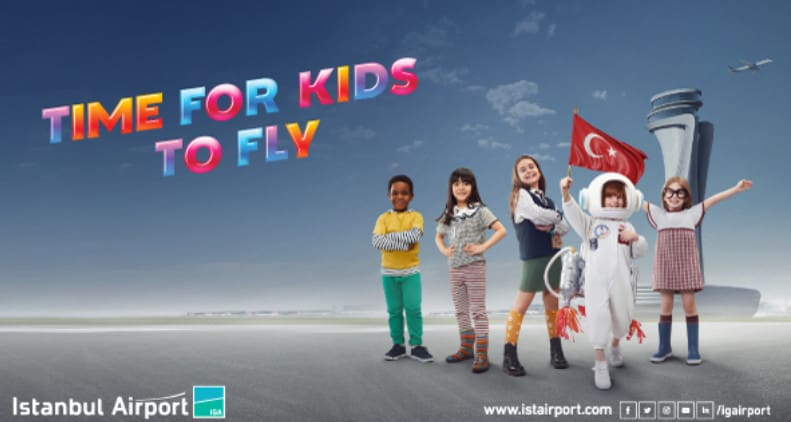 """""""Now is the time for kids to fly"""" – Istanbul Airport becomes family-friendly Featured Image"""