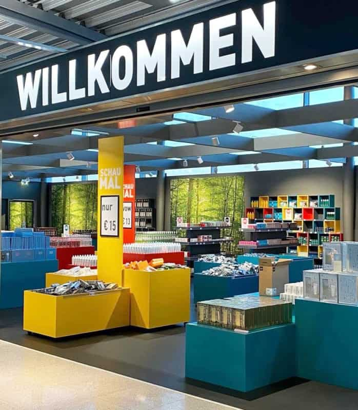 R&F Travel Retail unveils first store at Cologne Bonn Airport Featured Image
