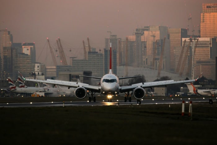 Swiss reconnects Zürich and London City Airport Featured Image