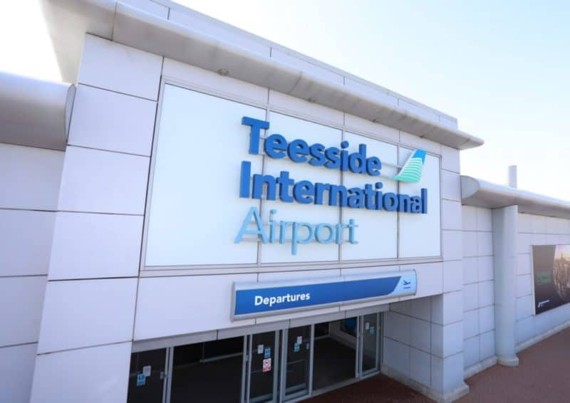 Dufry captures 12-year duty free contract at Teesside International Airport Featured Image
