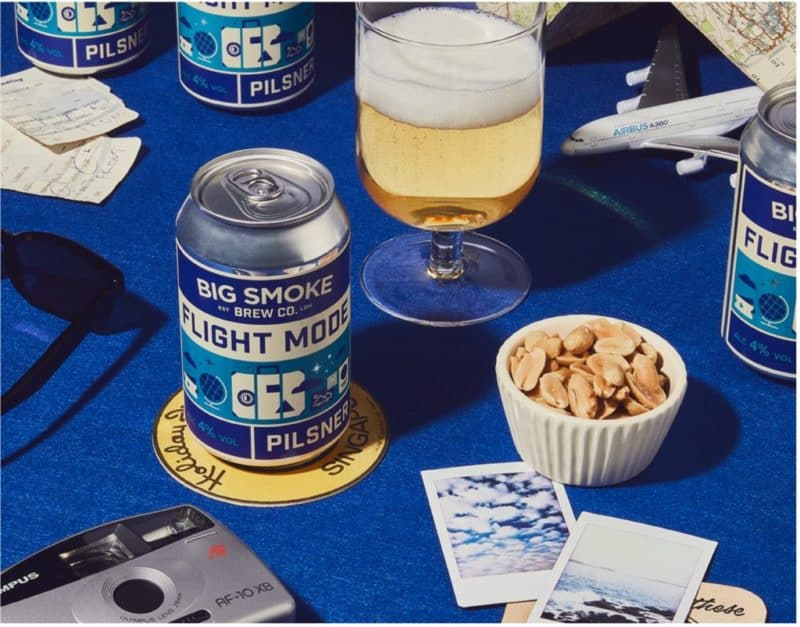 """""""Craft beer and food destination"""" Big Smoke Taphouse & Kitchen set for Heathrow T2 opening Featured Image"""