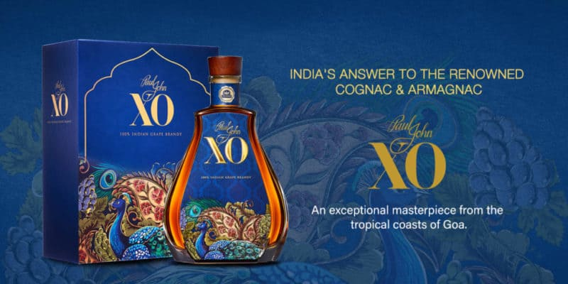 Going for gold – Paul John XO claims top honour at World Brandy Awards Featured Image