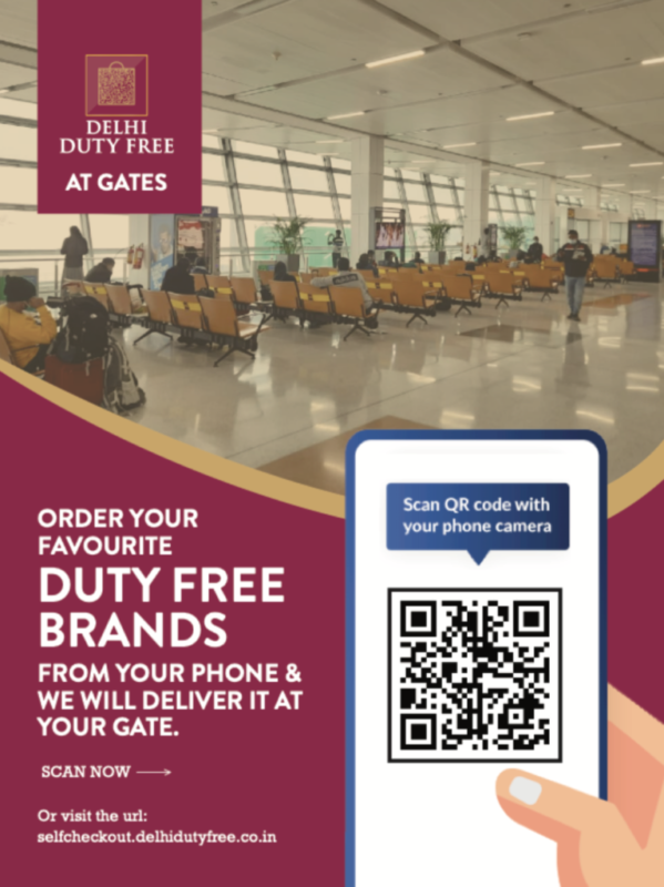 Delhi Duty Free introduces gate delivery service Featured Image